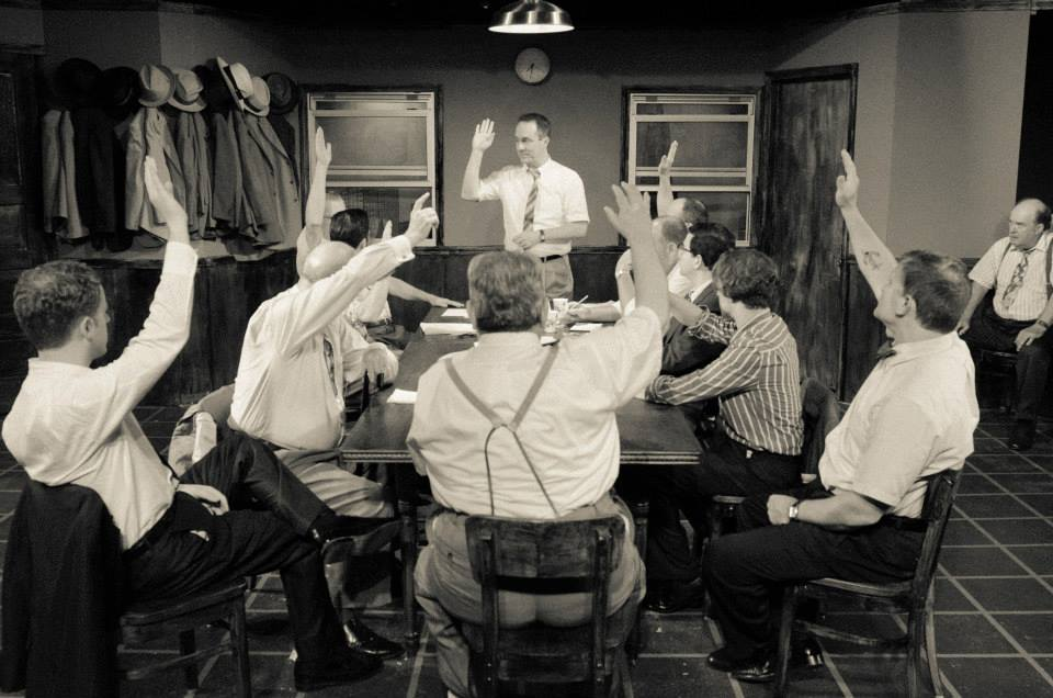 how does 12 angry men show prejudice obscures the truth Prejudice obscures the truth due to past experiences - twelve angry men free essays, term papers and book reports thousands of papers to select from all free.